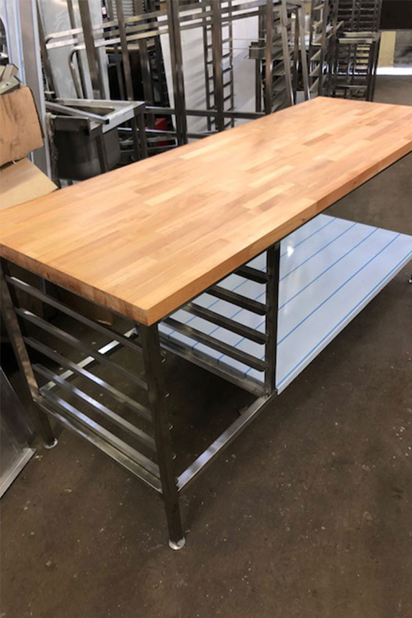 shaping-table