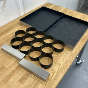 Tray and Ring Kit