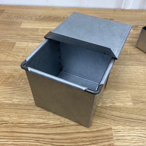 Cube Pullman Tin